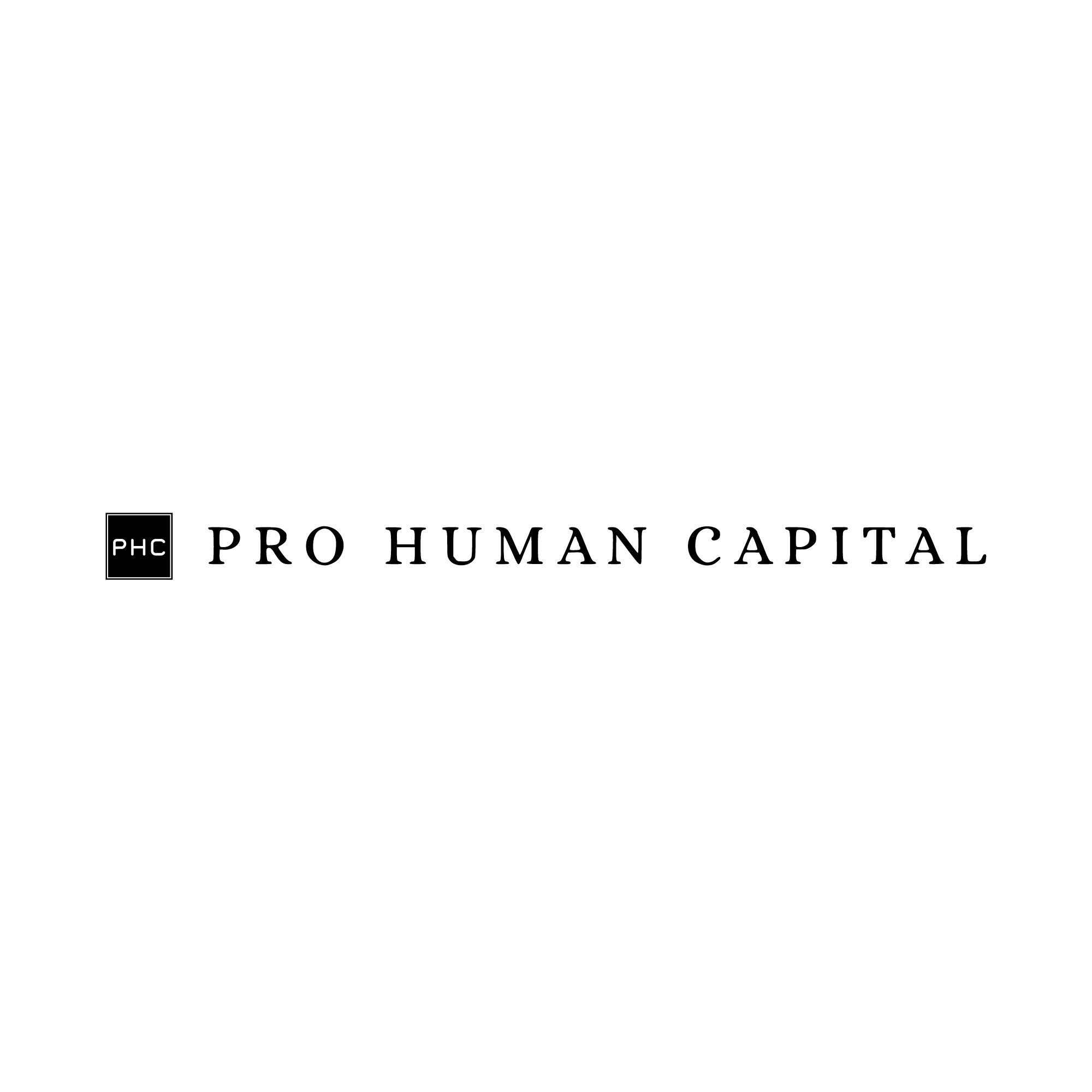 Pro Human Capital